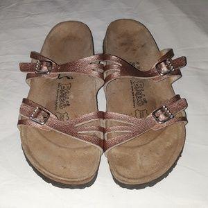 Birkenstock Birki's women's sandals size 40